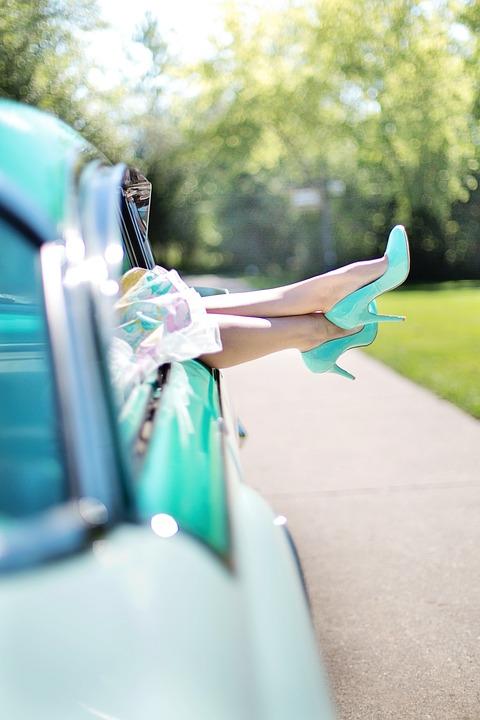pantofi cu toc comfortabili