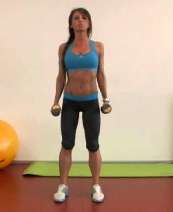 Cele mai bune 7 exercitii pentru femeile care poarta tocuri - Exercitiul 7