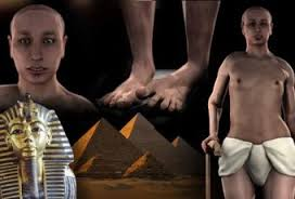 Tutankamon, faraonul bolnav de picioare