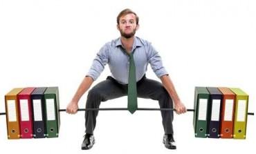 Elimină durerile de spate la birou!
