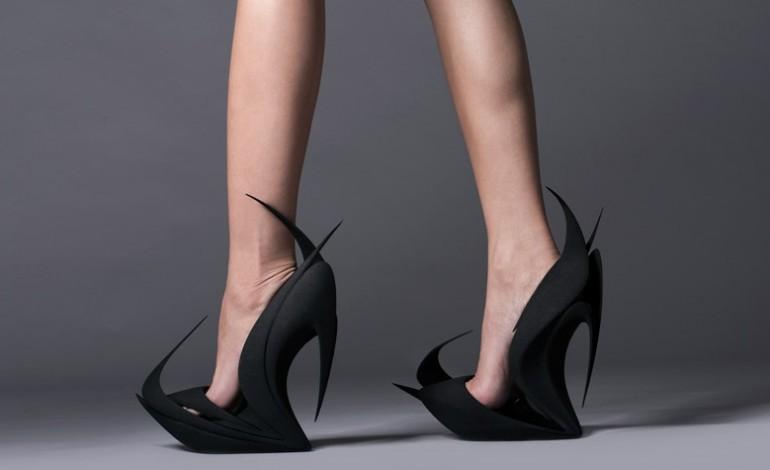 Milano 2015 – moda pantofilor printaţi 3D