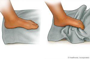Dureri de genunchi cu pulpa in jos