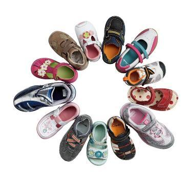 Reguli pentru a cumpara pantofii potriviti pentru copii