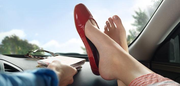 Ce spun picioarele tale despre tine (partea I)
