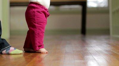 picioarele copiilor