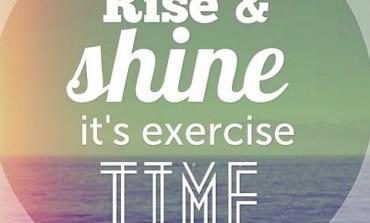Exerciţii pentru o dimineaţă plină de energie