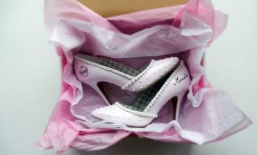 Cofetăria de pantofi - cum să nu îi mănânci?