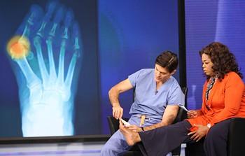 Cum tratează Dr. OZ durerile de spate şi picioare?