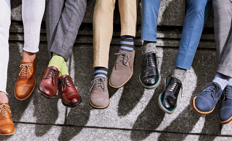 Pantofii cu șiret. Câteva momente subliniate pentru bărbații stilați
