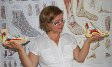 Podologia se referă nu doar la picior, ci la întregul sistem articular