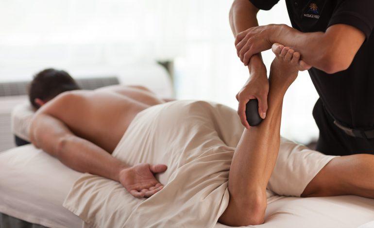Masajul terapeutic pentru sportivi
